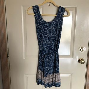 Adorable dress With a Beautiful pattern
